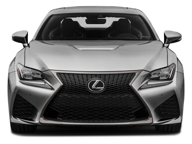 2015 Lexus RC F Pictures RC F Coupe 2D RC-F V8 photos front view