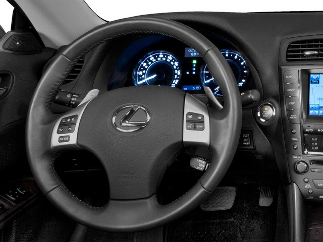 2015 Lexus IS 350C Pictures IS 350C Convertible 2D IS350 V6 photos driver's dashboard