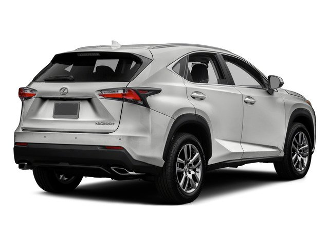2015 Lexus NX 200t Pictures NX 200t Utility 4D NX200t 2WD I4 Turbo photos side rear view