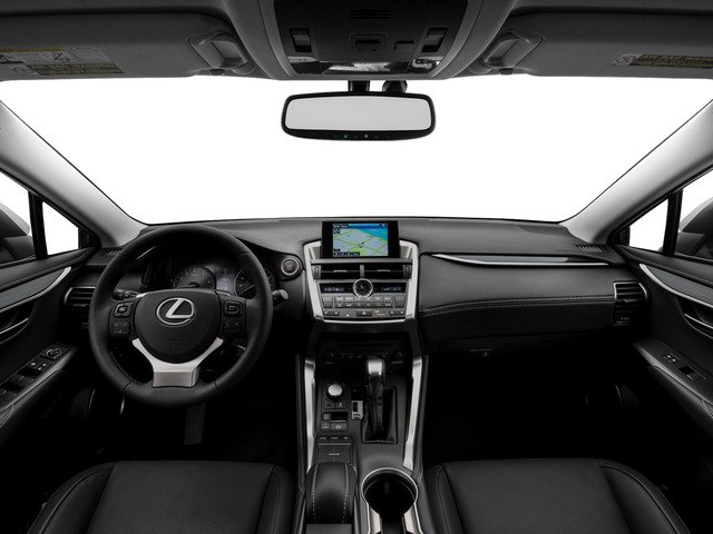 2015 Lexus NX 200t Pictures NX 200t Utility 4D NX200t 2WD I4 Turbo photos full dashboard
