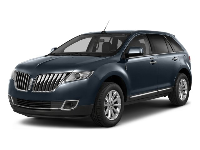 2015 Lincoln MKX Prices and Values Wagon 4D AWD