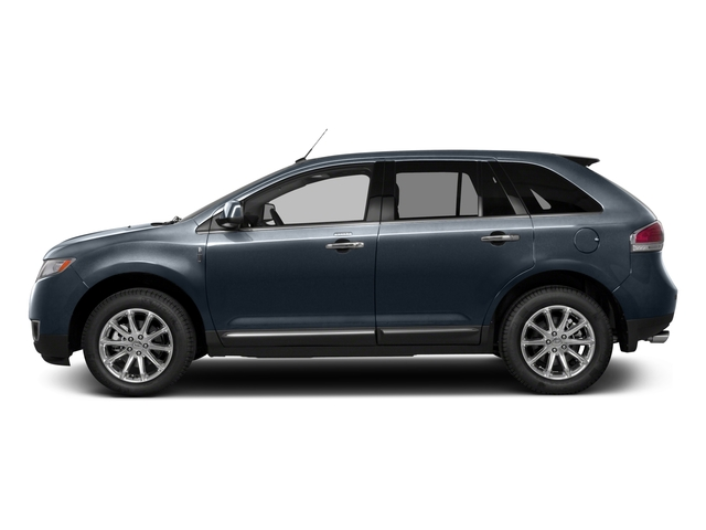 2015 Lincoln MKX Prices and Values Wagon 4D AWD side view