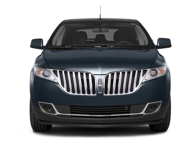 2015 Lincoln MKX Prices and Values Wagon 4D AWD front view