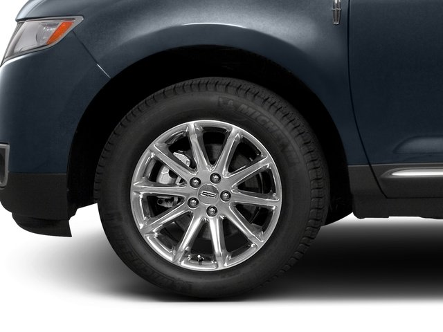 2015 Lincoln MKX Prices and Values Wagon 4D AWD wheel