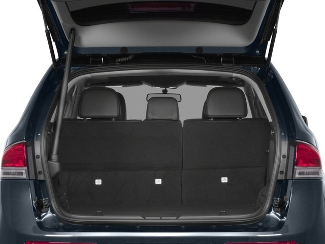 2015 Lincoln MKX Prices and Values Wagon 4D AWD open trunk
