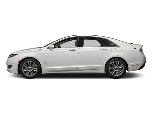2015 Lincoln MKZ Pictures MKZ Sedan 4D Black Label AWD V6 photos side view