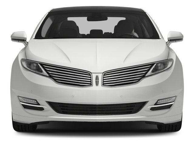 2015 Lincoln MKZ Prices and Values Sedan 4D AWD V6 front view