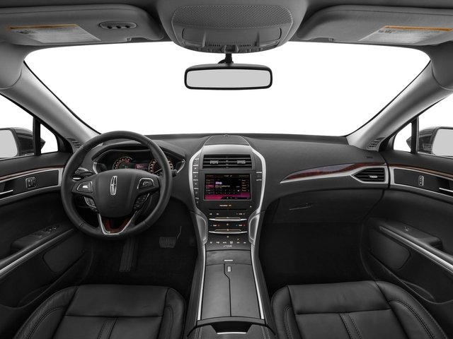 2015 Lincoln MKZ Prices and Values Sedan 4D AWD V6 full dashboard