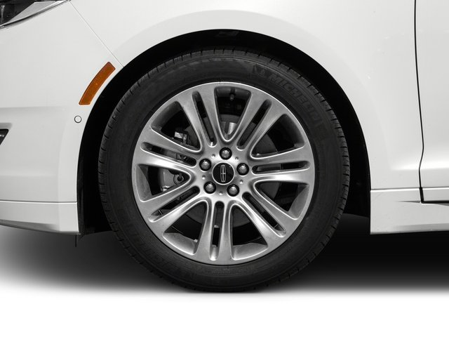 2015 Lincoln MKZ Prices and Values Sedan 4D AWD V6 wheel