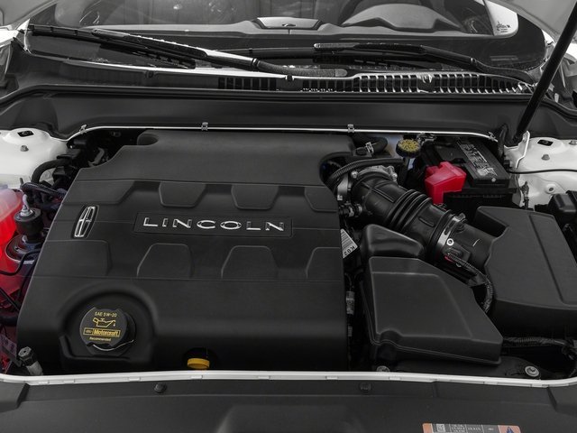 2015 Lincoln MKZ Prices and Values Sedan 4D AWD V6 engine