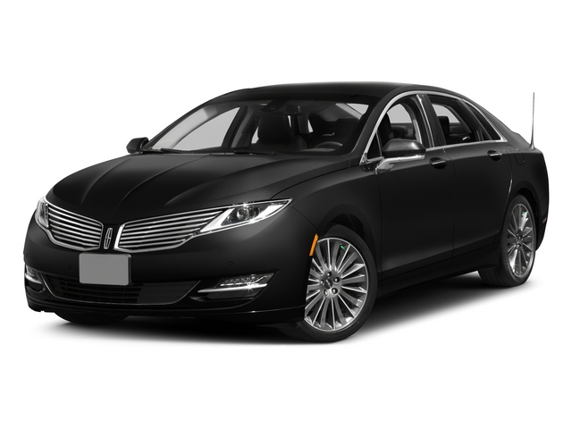 2015 Lincoln MKZ Pictures MKZ Sedan 4D I4 Hybrid photos side front view