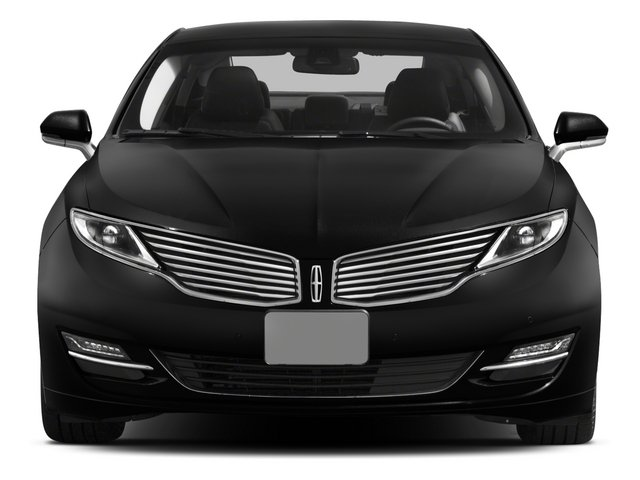 2015 Lincoln MKZ Pictures MKZ Sedan 4D I4 Hybrid photos front view