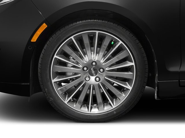 2015 Lincoln MKZ Pictures MKZ Sedan 4D I4 Hybrid photos wheel