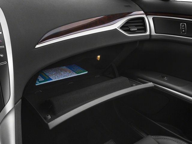 2015 Lincoln MKZ Pictures MKZ Sedan 4D I4 Hybrid photos glove box