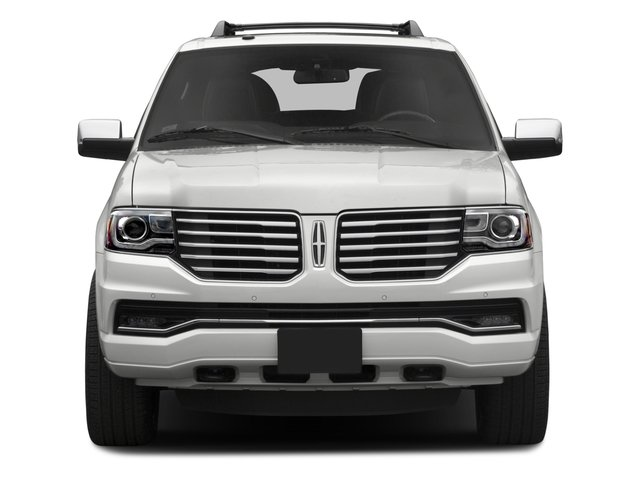 2015 Lincoln Navigator Pictures Navigator Utility 4D Select 2WD V6 Turbo photos front view