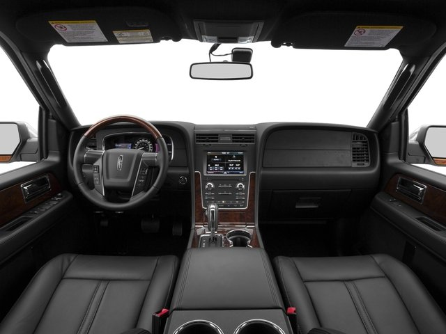 2015 Lincoln Navigator Pictures Navigator Utility 4D Select 2WD V6 Turbo photos full dashboard