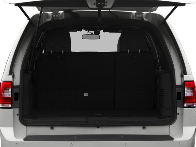 2015 Lincoln Navigator Pictures Navigator Utility 4D Select 2WD V6 Turbo photos open trunk