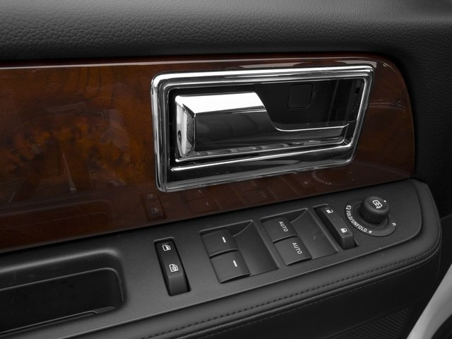 2015 Lincoln Navigator Pictures Navigator Utility 4D Select 2WD V6 Turbo photos driver's side interior controls