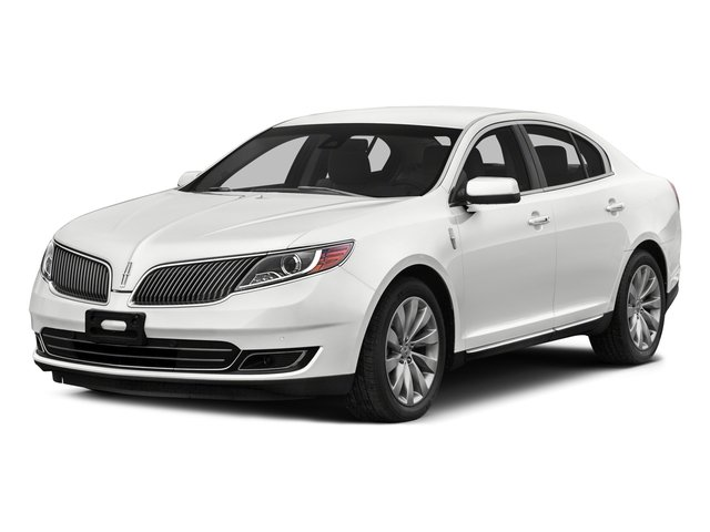 2015 Lincoln MKS Pictures MKS Sedan 4D V6 photos side front view