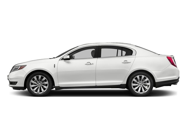 2015 Lincoln MKS Prices and Values Sedan 4D V6 side view