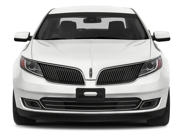 2015 Lincoln MKS Prices and Values Sedan 4D V6 front view