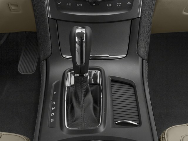 2015 Lincoln MKS Prices and Values Sedan 4D V6 center console