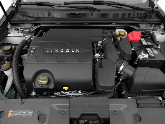 2015 Lincoln MKS Prices and Values Sedan 4D V6 engine