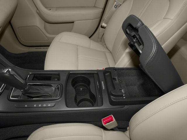2015 Lincoln MKS Prices and Values Sedan 4D V6 center storage console