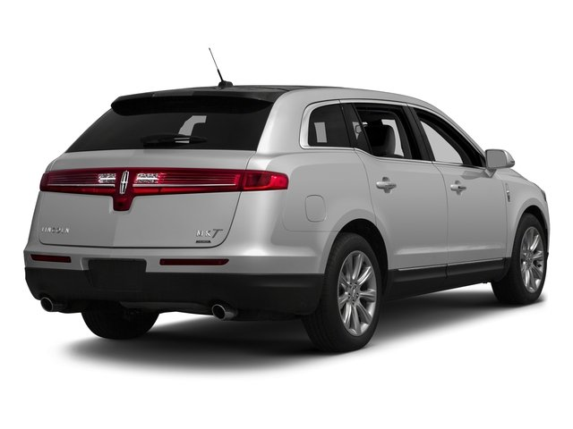2015 Lincoln MKT Prices and Values Wagon 4D Town Car AWD V6 side rear view