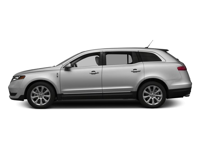 2015 Lincoln MKT Prices and Values Wagon 4D Town Car AWD V6 side view