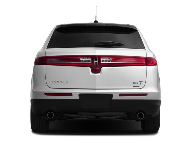 2015 Lincoln MKT Prices and Values Wagon 4D Town Car AWD V6 rear view