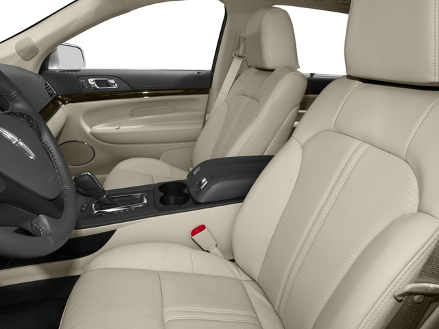 2015 Lincoln MKT Prices and Values Wagon 4D Town Car AWD V6 front seat interior