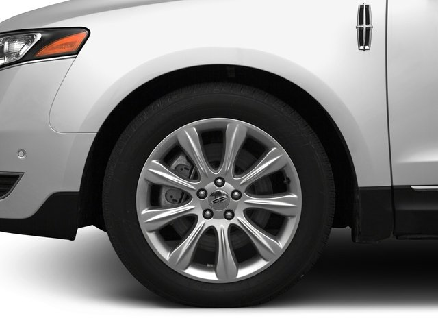 2015 Lincoln MKT Prices and Values Wagon 4D Town Car AWD V6 wheel