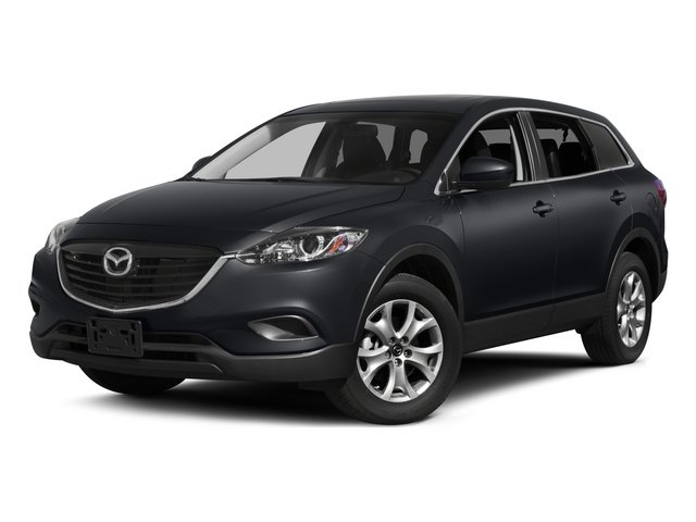 2015 Mazda CX-9 Pictures CX-9 Utility 4D Touring 2WD V6 photos side front view