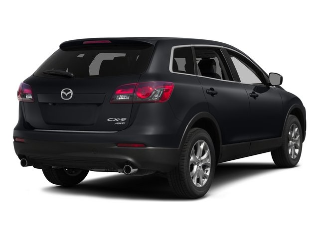 2015 Mazda CX-9 Prices and Values Utility 4D GT AWD V6 side rear view