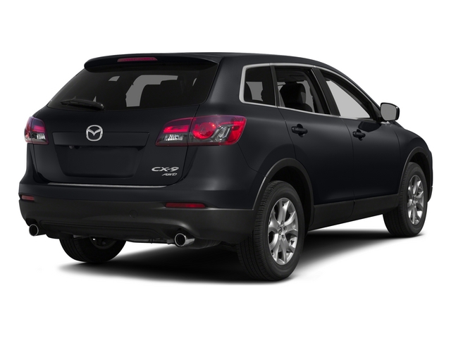 2015 Mazda CX-9 Prices and Values Utility 4D Touring 2WD V6 side rear view