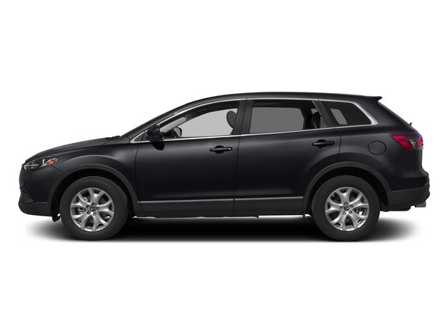 2015 Mazda CX-9 Pictures CX-9 Utility 4D Touring 2WD V6 photos side view