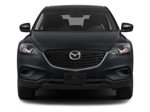 2015 Mazda CX-9 Prices and Values Utility 4D GT AWD V6 front view