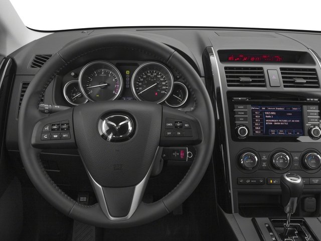 2015 Mazda CX-9 Prices and Values Utility 4D Sport AWD V6 driver's dashboard