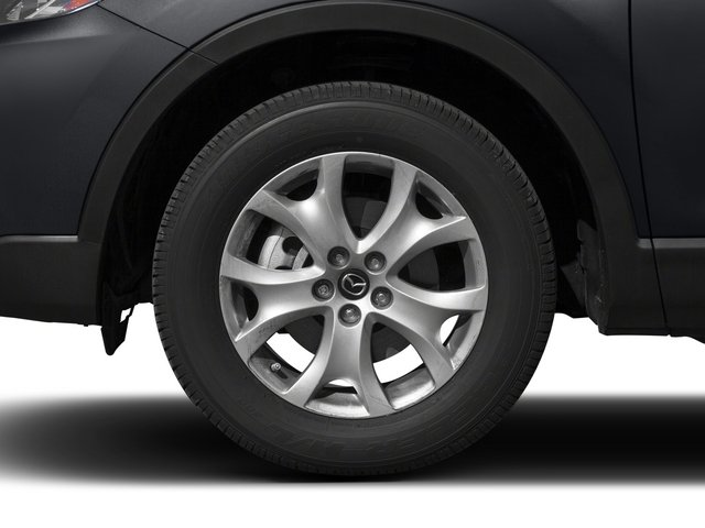 2015 Mazda CX-9 Prices and Values Utility 4D Touring 2WD V6 wheel