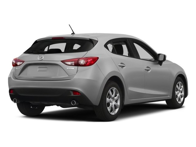 2015 Mazda Mazda3 Prices and Values Wagon 5D i Sport I4 side rear view