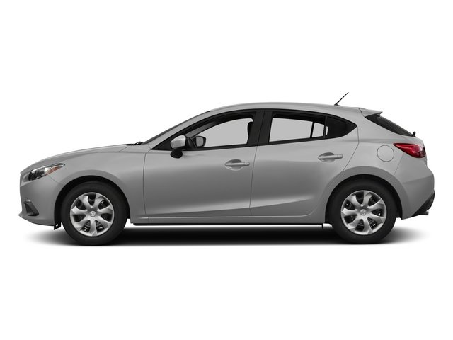 2015 Mazda Mazda3 Prices and Values Wagon 5D i Sport I4 side view