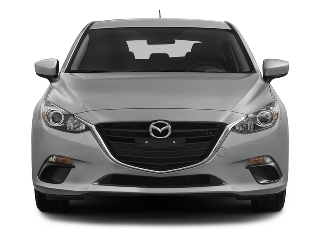 2015 Mazda Mazda3 Prices and Values Wagon 5D i Sport I4 front view