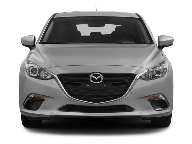 2015 Mazda Mazda3 Prices and Values Wagon 5D i Touring I4 front view