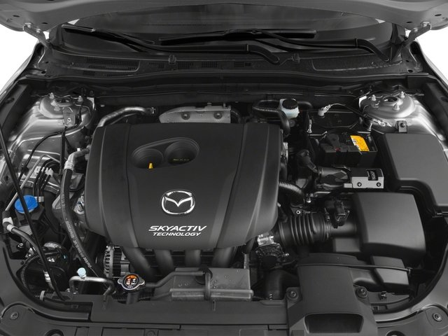 2015 Mazda Mazda3 Pictures Mazda3 Wagon 5D i Sport I4 photos engine