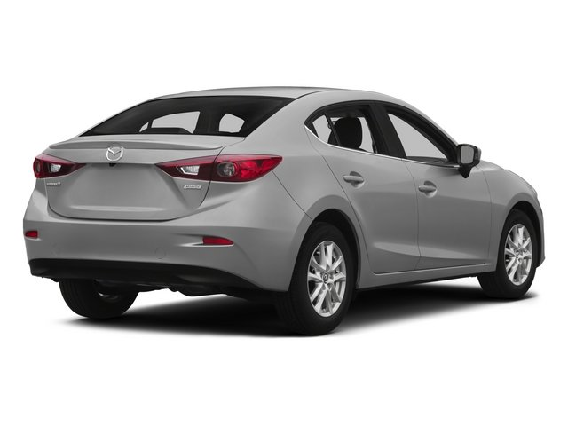 2015 Mazda Mazda3 Prices and Values Sedan 4D s Touring I4 side rear view