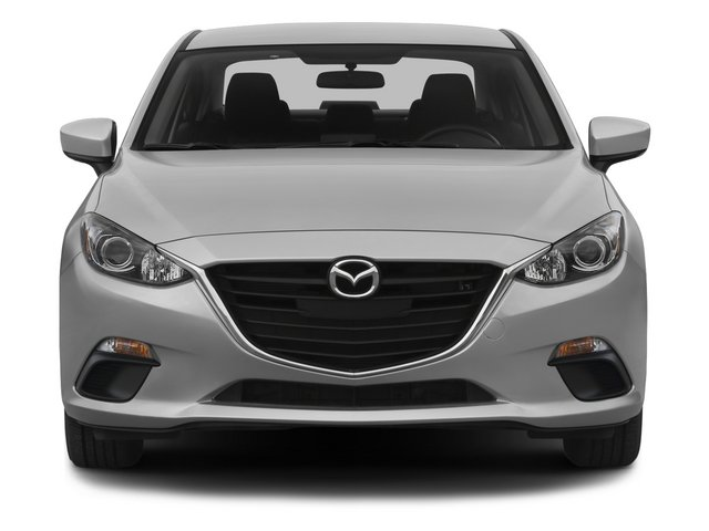 2015 Mazda Mazda3 Pictures Mazda3 Sedan 4D i SV I4 photos front view