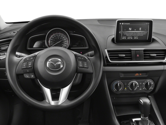 2015 Mazda Mazda3 Prices and Values Sedan 4D s Touring I4 driver's dashboard