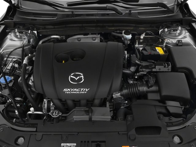 2015 Mazda Mazda3 Pictures Mazda3 Sedan 4D i SV I4 photos engine