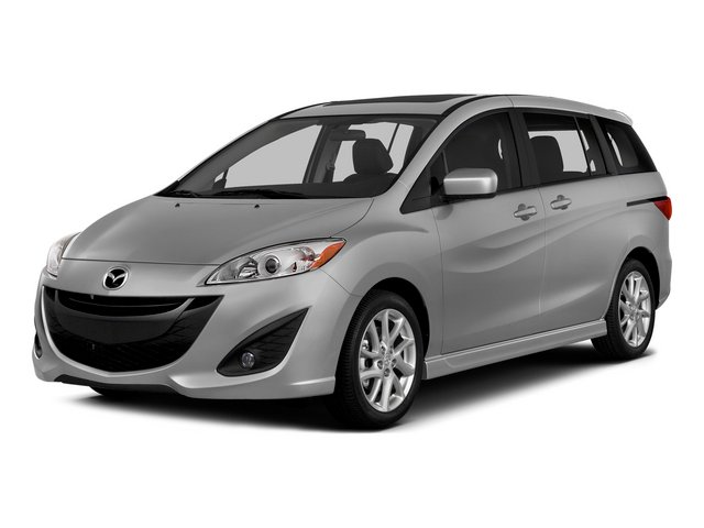 2015 Mazda Mazda5 Prices and Values Wagon 5D GT I4 side front view